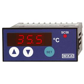 Контроллер температуры с цифровым индикатором