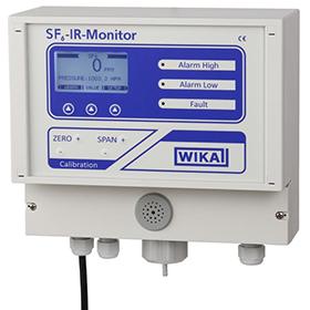 Мониторинг концентрации элегаза SF6
