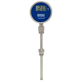 Термометр сопротивления с цифровым индикатором