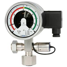 Монитор плотности газа GDM-100-CV