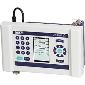 Цифровой прибор измерения давления