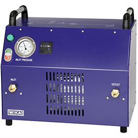 Портативный вакуумный компрессор элегаза SF6