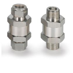 Обратный клапан с фиксированным давлением срабатывания повышенной эффективности H-400 HP