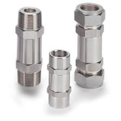 Обратный клапан с регулируемым давлением срабатывания H-400 A