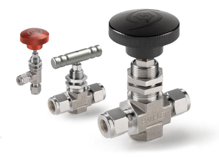 Игольчатые клапаны H-300U от Ham-Let