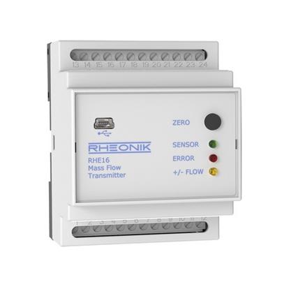 Трансмиттер RHE 16 без дисплея для монтажа на DIN-рейку