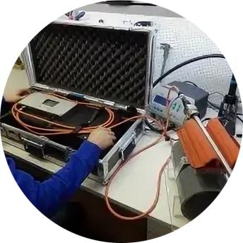 Портативный оптический расходомер FOCUS® PROBE