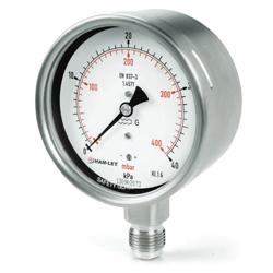 Манометры серии IMPL для низкого давления