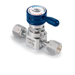 Мембранные клапаны высокого давления серии HP