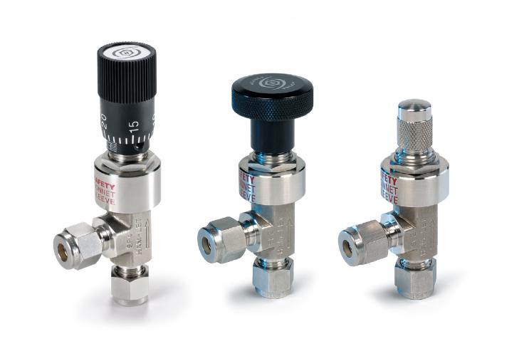 Дозирующие клапаны серии H-1300 HAM-LET