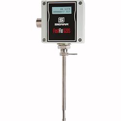 Малоинерционный расходомер идеален для измерения массового расхода газа
