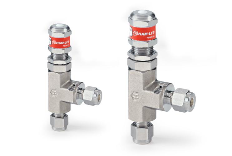 Предохранительные клапаны высокого давления серии H-900 HP