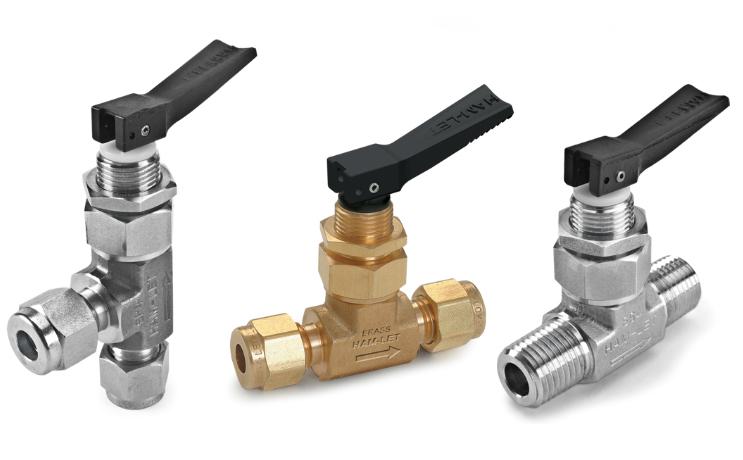 Рычажные клапаны серии H-1200
