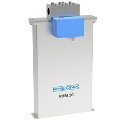 Промышленные кориолисовые расходомеры RHM 20