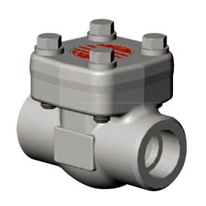 Подъемный обратный клапан типа 1L