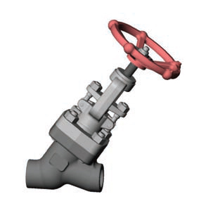 Y-образный вентиль типа 39 для атомной промышленности