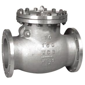 Поворотный обратный клапан типа C8