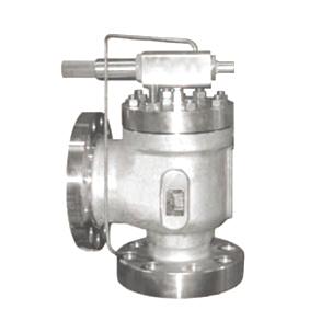 Криогенный клапан Sf-5200 (с пилотным управлением)