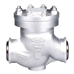 Подъемный обратный клапан типа C6