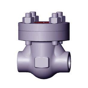 Подъемный обратный клапан типа A3