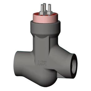 Подъемный обратный клапан типа 73