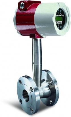 Многопараметрический встраиваемый массовый вихревой расходомер Innnova-Mass® модели 240